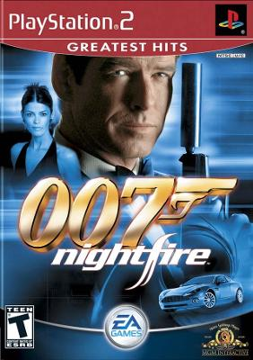 007: Nightfire [Greatest Hits] Cover Art