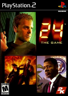 24 the Game Cover Art