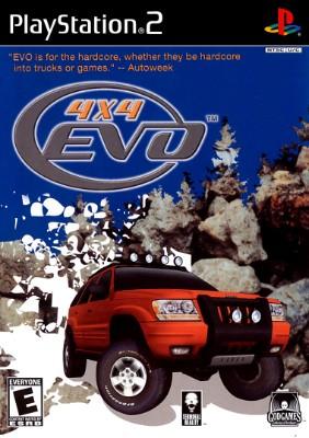 4x4 Evolution Cover Art