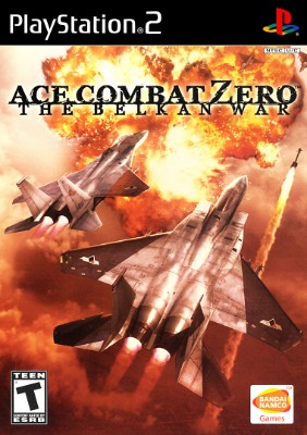 Ace Combat Zero: The Belkan War Cover Art