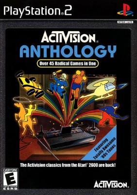Activision Anthology Cover Art