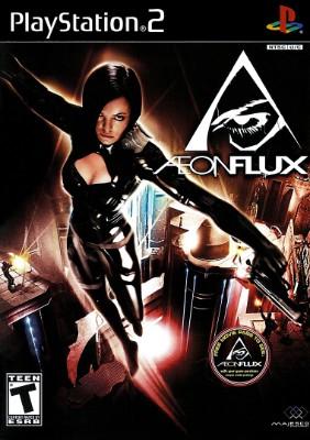 Aeon Flux Cover Art