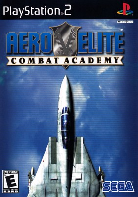 Aero Elite Combat Academy Cover Art