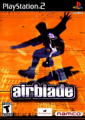 Airblade Cover Art