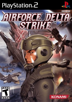 Airforce Delta Strike Cover Art