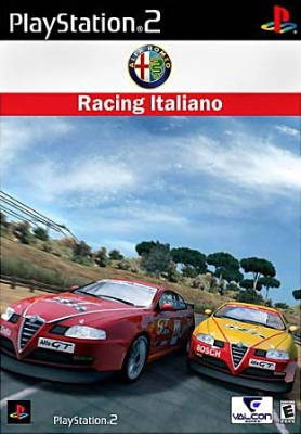 Alfa Romeo Racing Italiano Cover Art