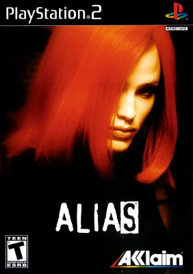 Alias Cover Art