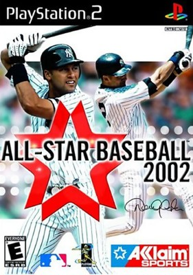 All-Star Baseball 2002 Cover Art