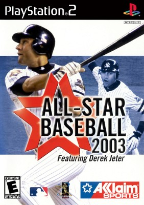 All-Star Baseball 2003 Cover Art