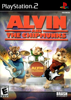 Alvin and The Chipmunks Cover Art