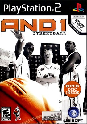 And 1 Streetball Cover Art