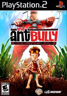 Ant Bully Cover Art