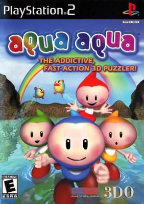 Aqua Aqua Cover Art