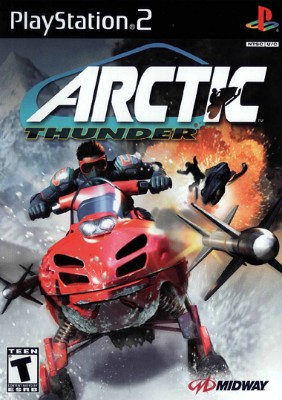 Arctic Thunder Cover Art