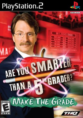 Are You Smarter Than A 5th Grader? Make the Grade Cover Art