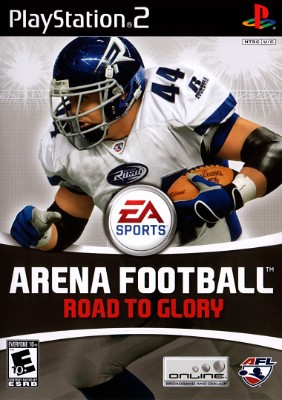 Arena Football: Road to Glory Cover Art