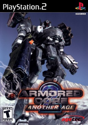 Armored Core 2: Another Age Cover Art