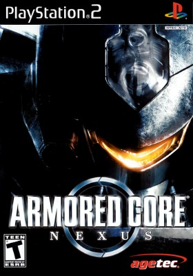Armored Core Nexus Cover Art