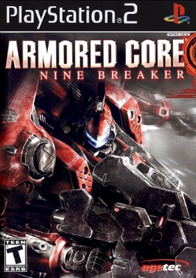 Armored Core Nine Breaker Cover Art