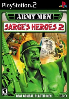 Army Men Sarge's Heroes 2 Cover Art