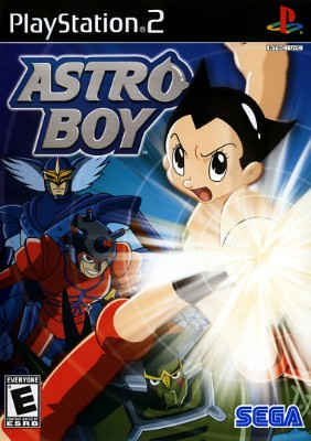 Astro Boy Cover Art