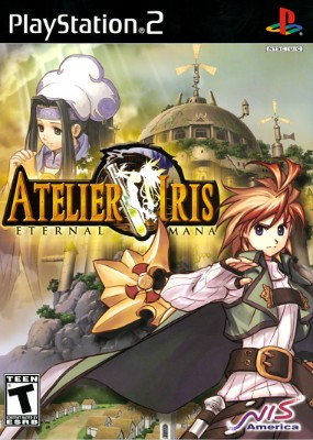 Atelier Iris: Eternal Mana Cover Art