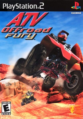 ATV Offroad Fury Cover Art