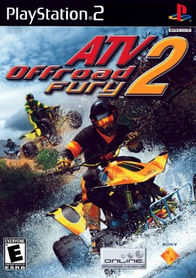 ATV Offroad Fury 2 Cover Art