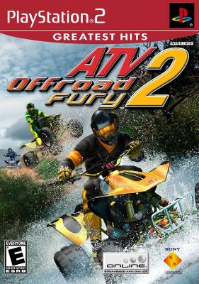 ATV Offroad Fury 2 [Greatest Hits] Cover Art
