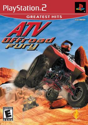 ATV Offroad Fury [Greatest Hits] Cover Art