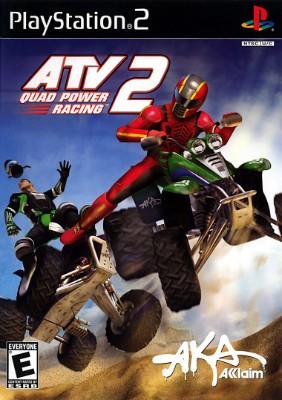 ATV Quad Power Racing 2 Cover Art