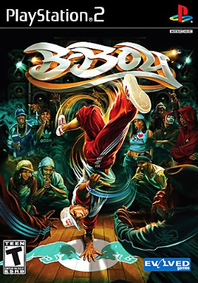 B-Boy Cover Art
