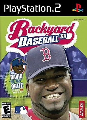 Backyard Baseball 09 Cover Art