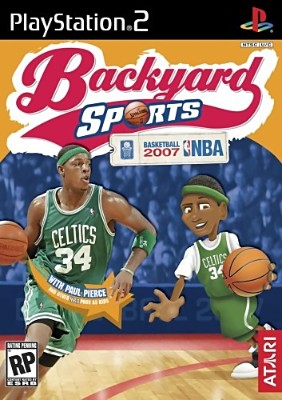 Backyard Basketball 2007 Cover Art