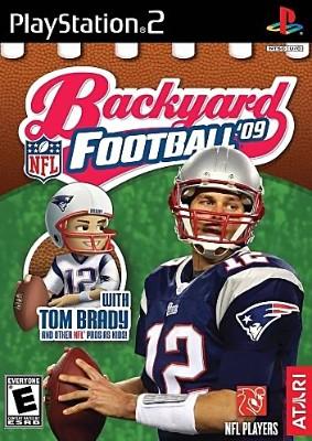 Backyard Football 09 Cover Art