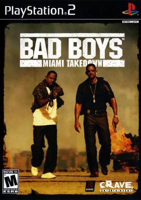 Bad Boys Miami Takedown Cover Art