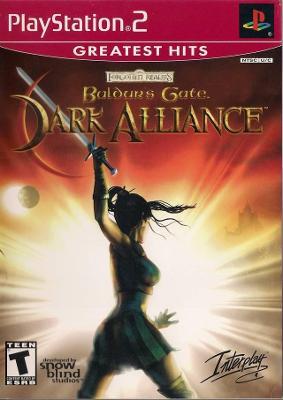 Baldur's Gate: Dark Alliance [Greatest Hits] Cover Art