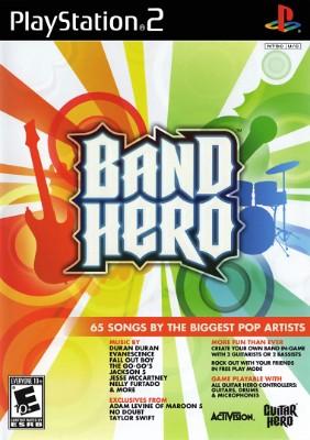 Band Hero [Super Bundle] Cover Art