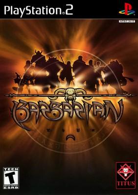 Barbarian Cover Art