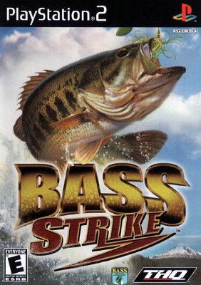 Bass Strike Cover Art