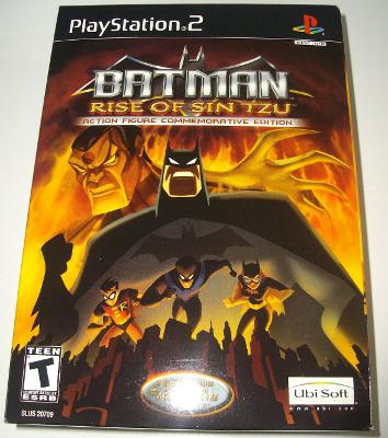 Batman: Rise of Sin Tzu [Lithograph Commemorative Edition] Cover Art
