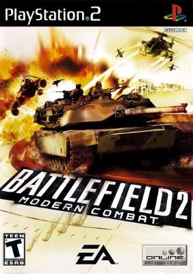 Battlefield 2: Modern Combat Cover Art