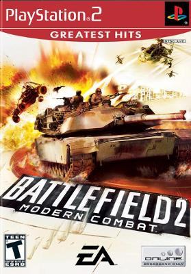 Battlefield 2: Modern Combat [Greatest Hits] Cover Art