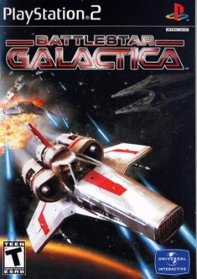Battlestar Galactica Cover Art