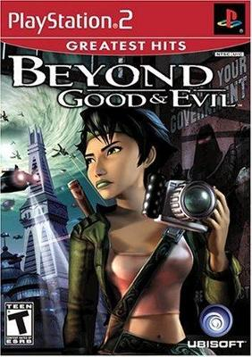 Beyond Good & Evil [Greatest Hits] Cover Art