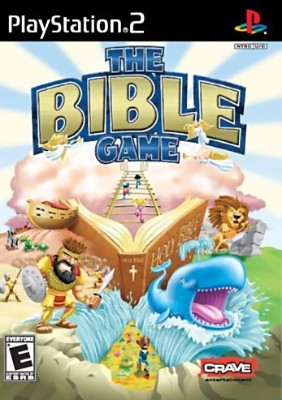 Bible Game Cover Art