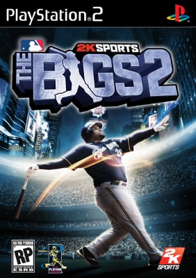 Bigs 2 Cover Art
