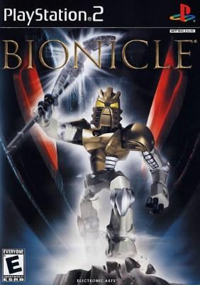 Bionicle Cover Art