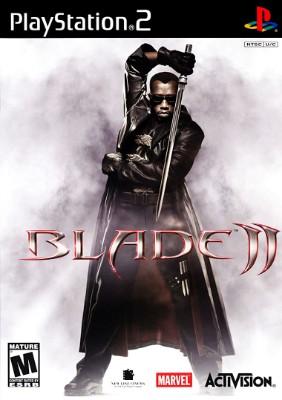 Blade ii Cover Art