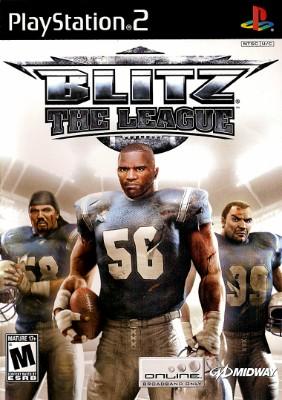 Blitz: The League Cover Art